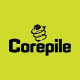 Logo corepile vert noir